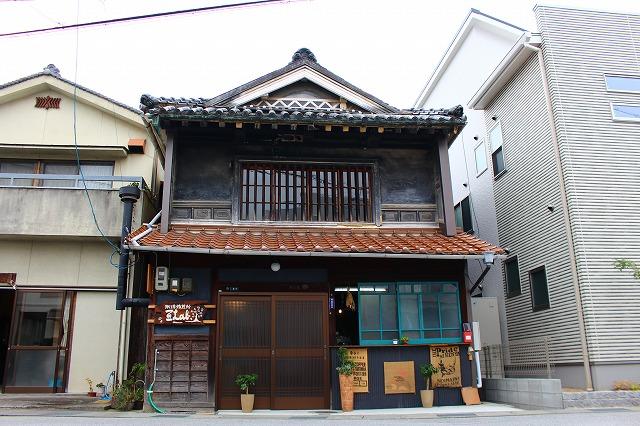 外観 コーヒー 岡山県 総社市 珈琲焙煎所 豆Lab.